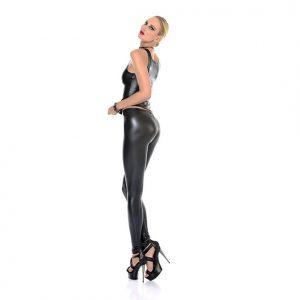 Patrice Catanzaro - Vera wetlook legging - 501501 - Desireshop - Alkmaar