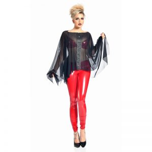Vera Lak Legging Rood | Patrice Catanzaro | Desireshop.nl