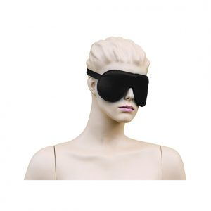 Eyemask Leather - Black