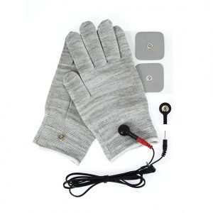 Electro Sex Handschoenen, uni-polair
