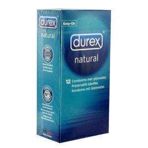 Durex - Natural Condooms 12 st.
