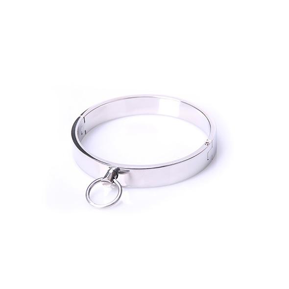 Stalen Halsband M