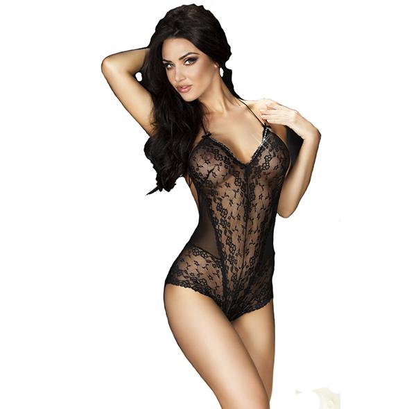 Sexy kanten body - CR3466 - Kinky jurkjes - Bodystockings - Chilirose