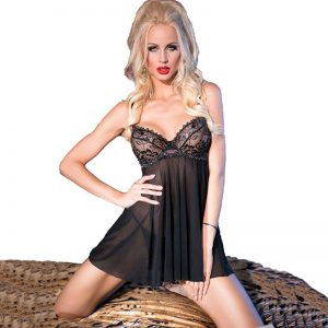 Babydoll CR4143 van Chilirose - Desireshop.nl - Alkmaar