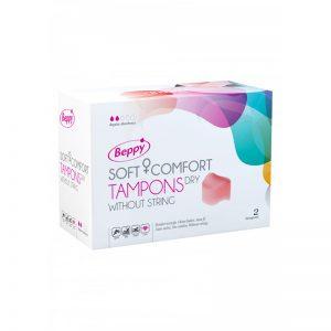 Beppy Soft Dry 2pcs - Tampons - Desireshop.nl - Alkmaar