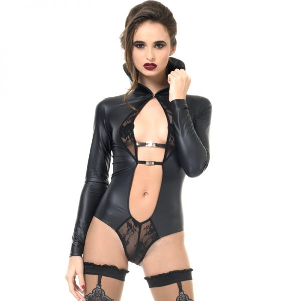 Julie Body - Patrice Catanzaro - Fetish Kinky Lingerie - Desireshop.nl