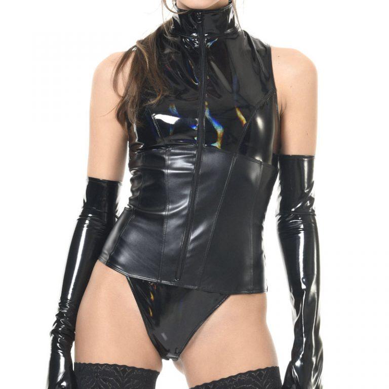 Dolly Body - Patrice Catanzaro - Fetish Kinky Lingerie - Desireshop.nl