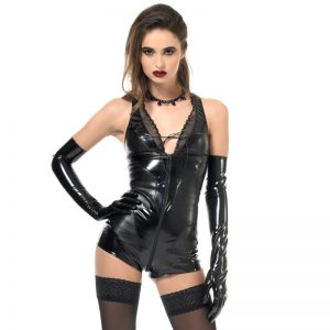Iris Playsuit - Patrice Catanzaro - Fetish Kinky Lingerie - Desireshop.nl