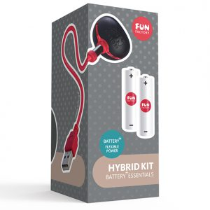 Fun Factory Hybrid Kit € 19.90 - Desireshop.nl - Alkmaar