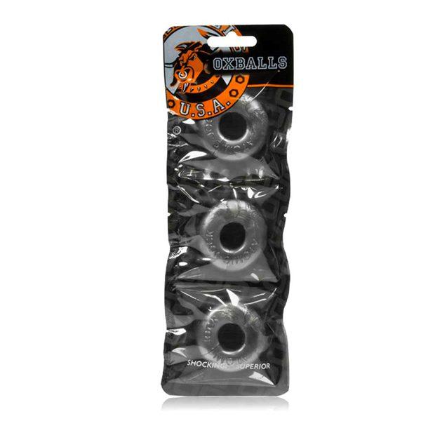 Oxballs Ringer 3 Pack steel kopen | Desireshop.nl | Alkmaar