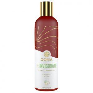 Dona Kokosnoot Limoen massage olie | Desireshop.nl | Alkmaar