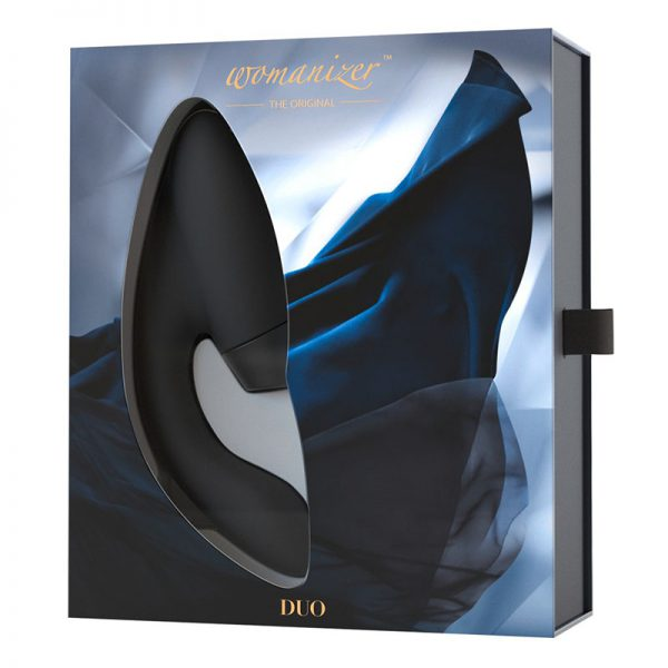 Womanizer Duo black | Desireshop.nl | Sexshop Alkmaar