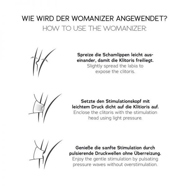 Womanizer Starlet 2 Blue kopen | Desireshop.nl | Discreet en voordelig