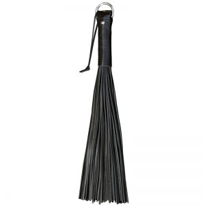 Leather Whip Black | Desireshop.nl | BDSM shop | Snel en voordelig
