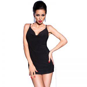 Mini jurk CR4239van Chilirose | Desireshop.nl | Snel en voordelig