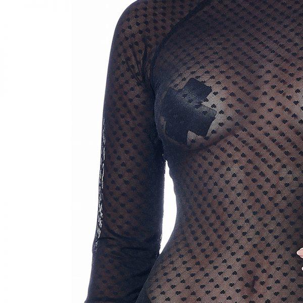 Azia jurk met hartjes | Patrice Catanzaro | Desireshop.nl | Alkmaar