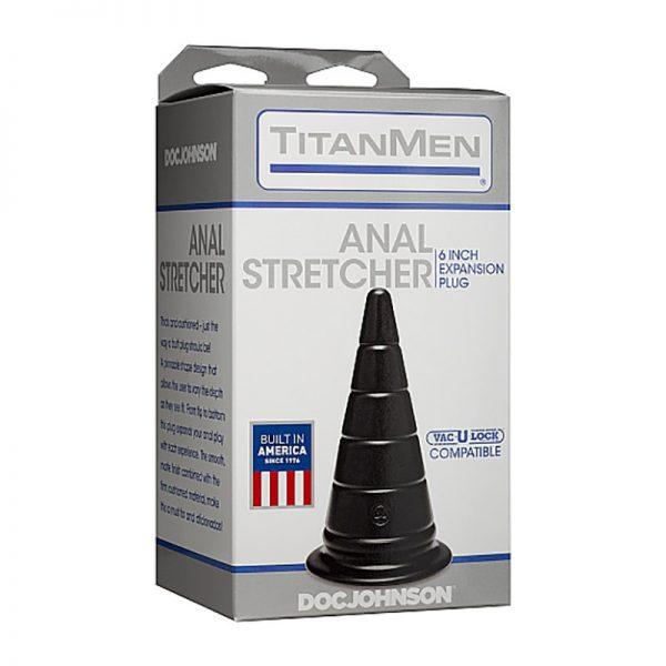 TitanMen Anal Stretcher Plug - 6 Inch   Desireshop.nl   Alkmaar