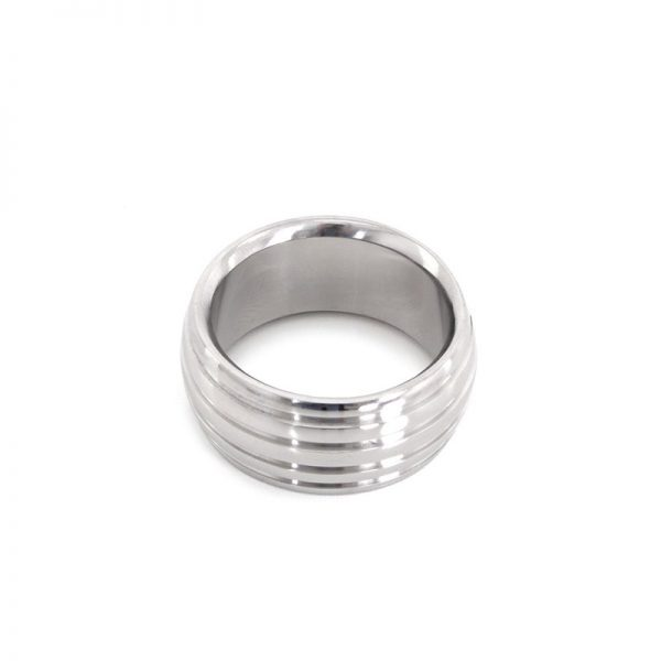 Fancy Steel Donut Cockring 45 mm | Desireshop.nl | Alkmaar