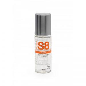 S8 WB Anal Lube 125ml | Desireshop.nl | Alkmaar