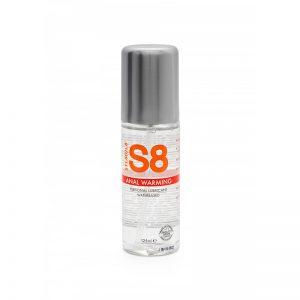 S8 WB Verwarmend anaal glijmiddel | Desireshop.nl | Alkmaar