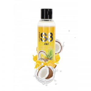 S8 4-in-1 Dessert Lube Pineapple | Desireshop.nl | Alkmaar