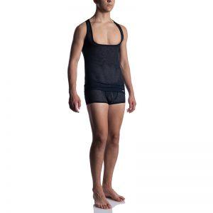Manstore | M2051 Workout Shirt Black | Desireshop.nl | Alkmaar