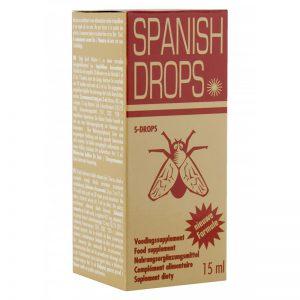 Spanish Fly Drops Gold 15ml   Desireshop.nl